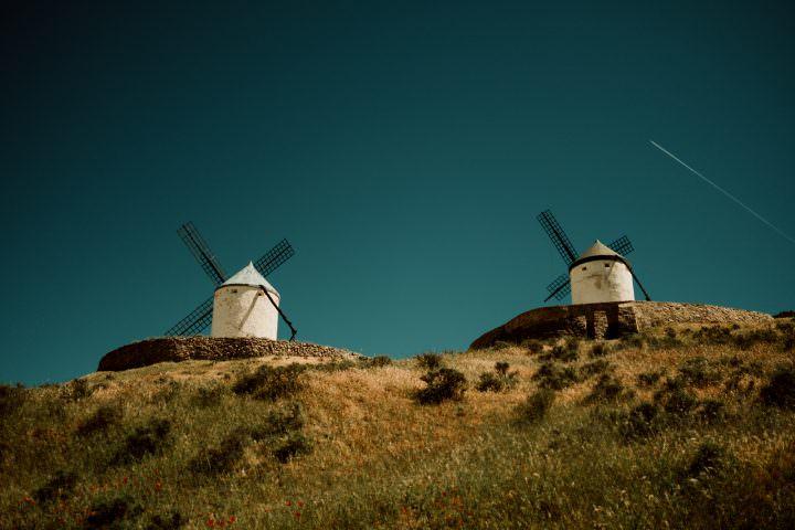Castilla la Mancha - Toledo y Molinos de Consuegra