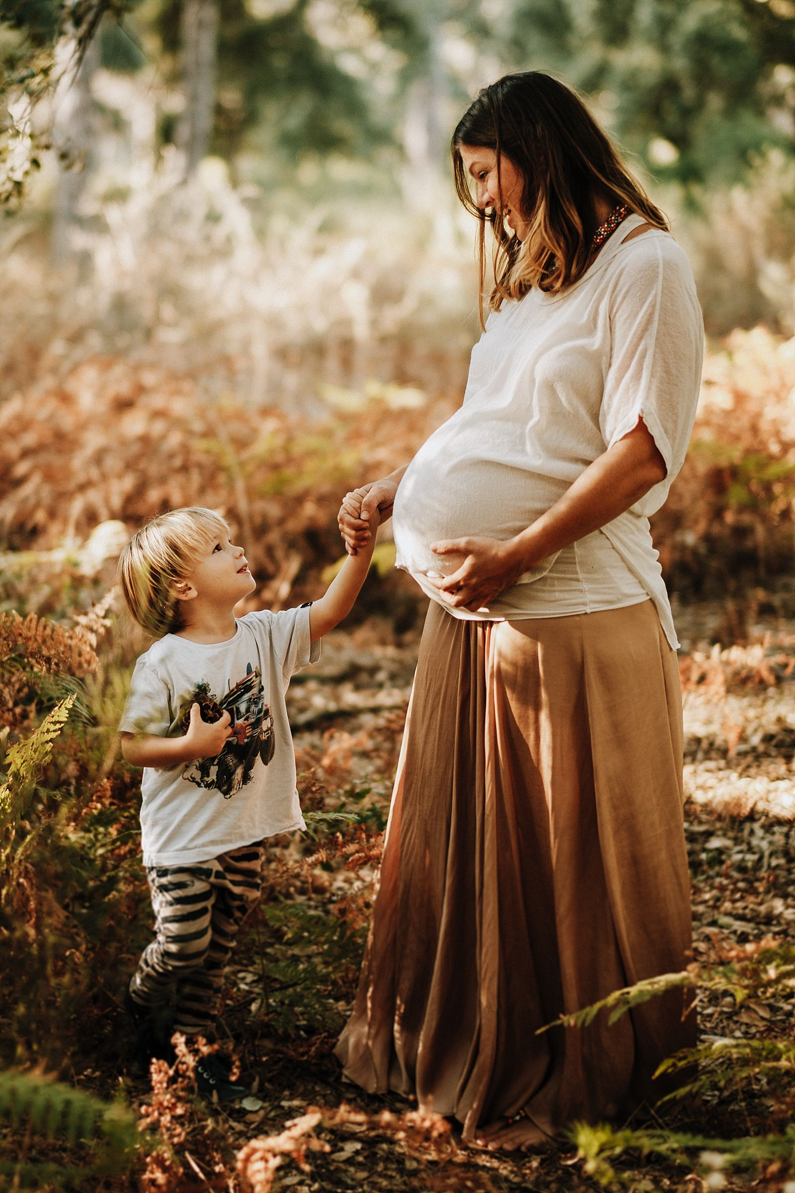 Reportaje de embarazo, premama, roberto pecino, fotografo de familia